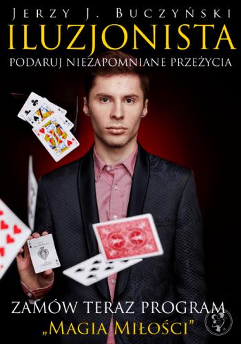 Iluzjonista Jerzy J. Buczyński - Gwiazda, Iluzjonista Pajęczno