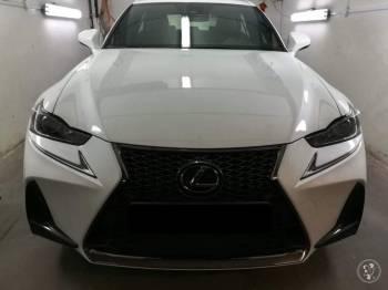 LEXUS IS 350 F sport, Samochód, auto do ślubu, limuzyna Białystok