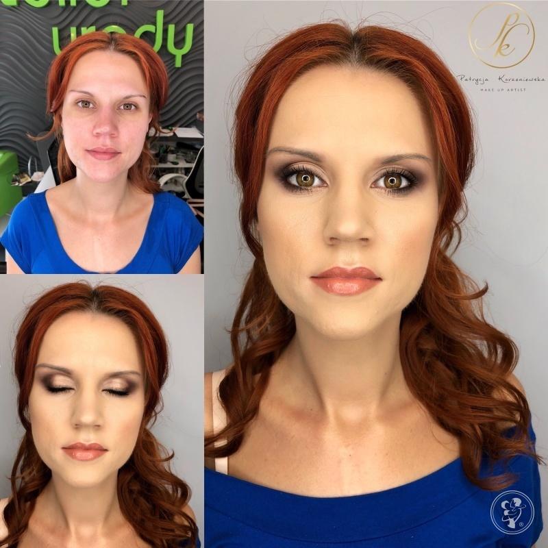 Patrycja Korzeniewska Make Up Artist, makijaż ślubny, okolicznościowy, Dąbrowa Gornicza - zdjęcie 1