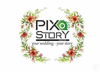 PixStory - profesjonalny film ślubny - 4K - dron - kinowy format, Kamerzysta na wesele Bielsko-Biała