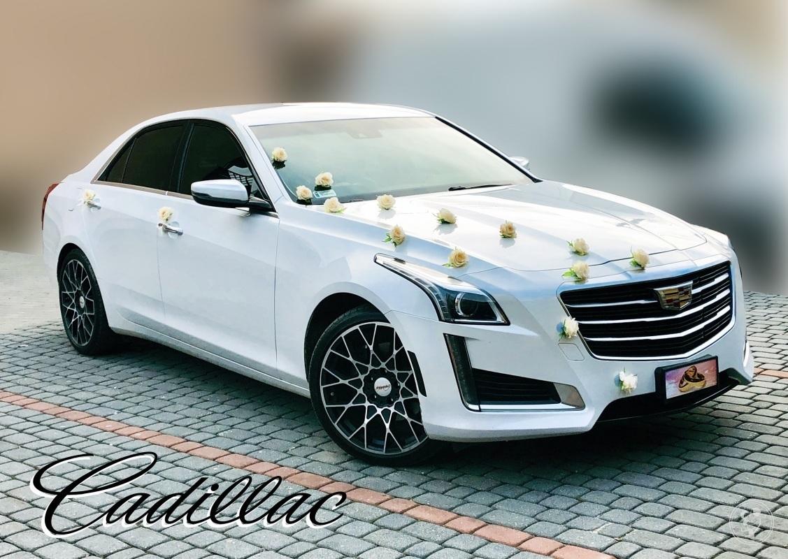 Cadillac do Ślubu - wyróżnij się spośród wszystkich innych samochodów, Opole - zdjęcie 1