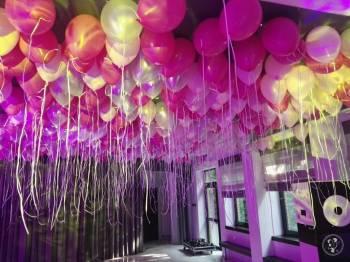 Dekoracje z balonów, Dekoracje ślubne Koluszki