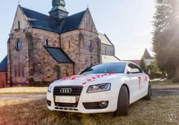 Auta do ślubu, Audi A5, VW PASSAT CC, Samochód, auto do ślubu, limuzyna Sulejów