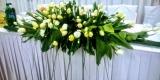 Queen of flowers, florystyka,dekoracje ślub i wesele, bukiety, kwiaty, Kraków - zdjęcie 5