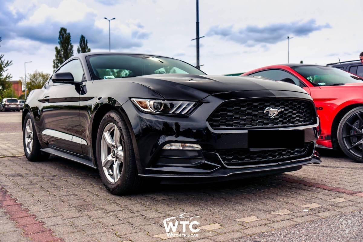 Wynajem Mustang V6 300KM Ślub Wesele Sesje WOLNE TERMINY 2019, Poznań - zdjęcie 1