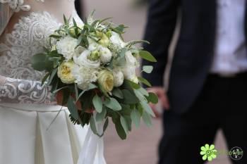Bukiety ślubne, florystyka i dekoracje ślubne, Kwiaciarnia, bukiety ślubne Pilica