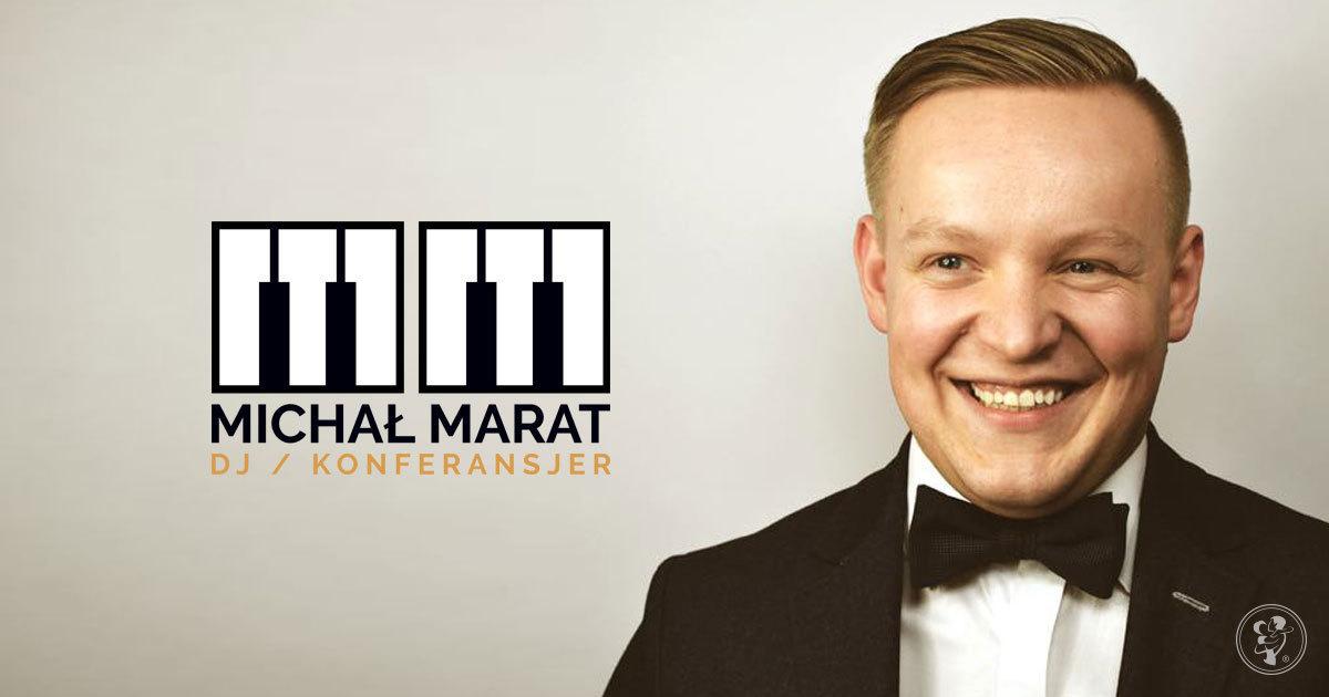 Michał Marat - DJ, konferansjer, prezenter radiowy + saksofon, Skierniewice - zdjęcie 1