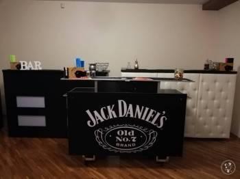 ShandyBar - profesjonalne usługi barmańskie ; barman napis LOVE, Barman na wesele Rzgów
