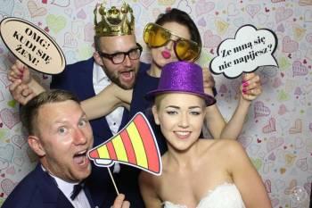 SUPERBUDKA | nielimitowane wydruki | mnóstwo gadżetów | super jakość, Fotobudka, videobudka na wesele Gubin
