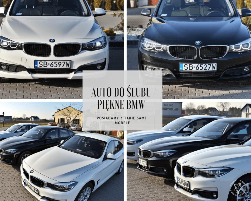 Piękne BMW do ślubu, posiadamy 3 takie same modele, Pszczyna - zdjęcie 1