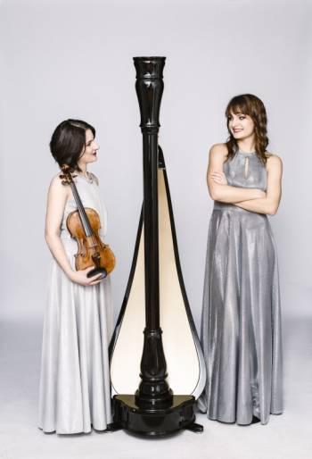 Skrzypce i harfa na wymarzony ślub, Oprawa muzyczna ślubu Przasnysz
