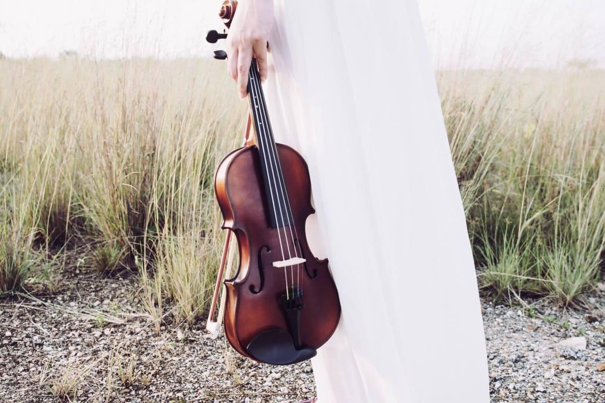 Skrzypce, śpiew z gitarą na ślubie, Zielona Góra - zdjęcie 1