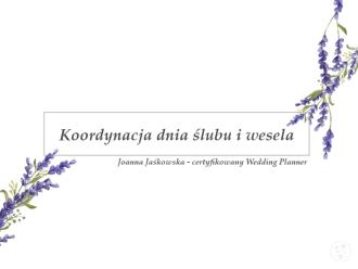 Usługa Koordynacji dnia ślubu i wesela - Joanna Jaśkowska,  Wrocław