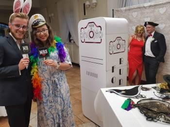 takeAphoto - postaw na jakość! Wesele, urodziny, impreza firmowa, Fotobudka, videobudka na wesele Szczecinek