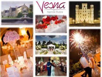 Agencja Ślubna VESNA | Organizacja wesel | Konsultant Ślubny, Wedding planner Polanica-Zdrój
