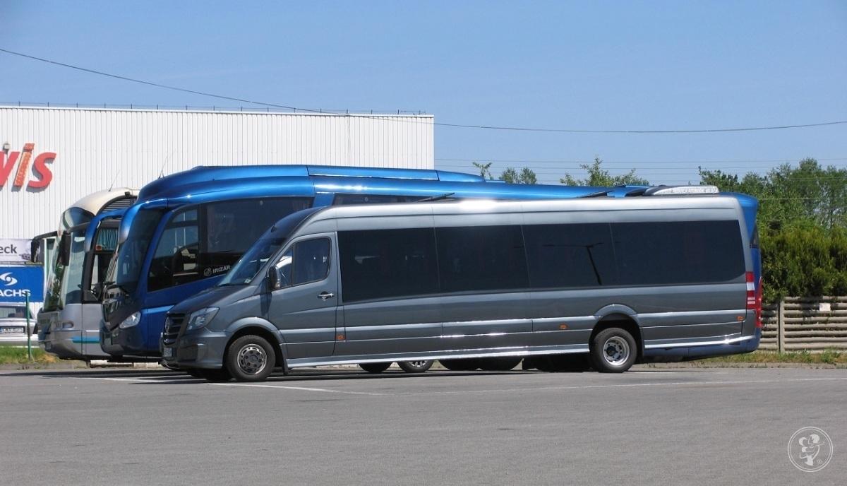 Transport.Bus Autokar, przewóz gości, busy autokary na ślub wesele., Bielsko-Biała - zdjęcie 1