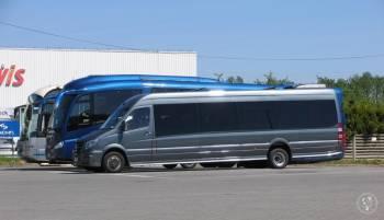 Transport.Bus Autokar, przewóz gości, busy autokary na ślub wesele., Wynajem busów Andrychów