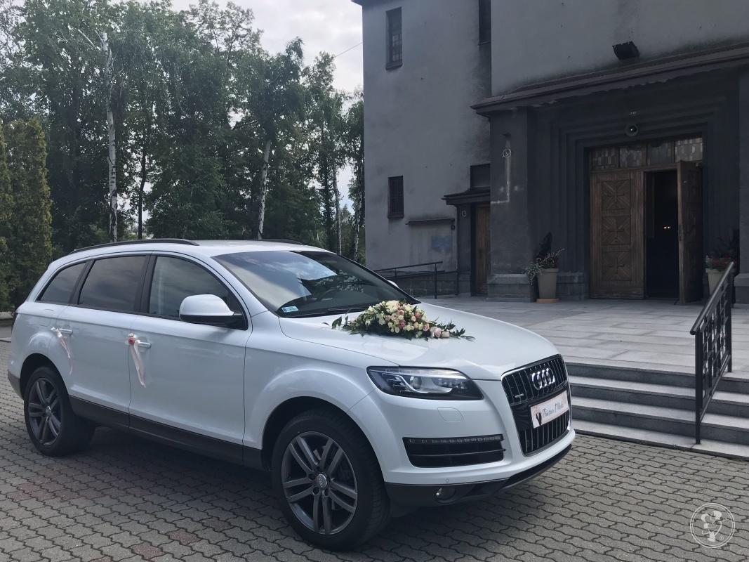Sprawdzone - Audi Q7 na Twój Ślub - Zapraszamy - zobacz opinie o Nas, Gliwice - zdjęcie 1