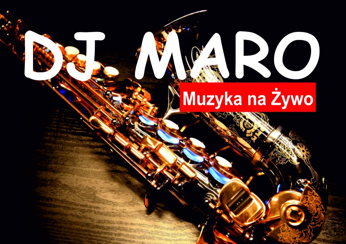 Dj Maro Wodzirej/Konferansjer/SAX / Akordeon na Żywo, Łowicz - zdjęcie 1
