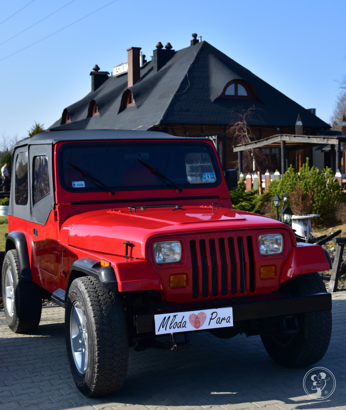 Ford Mustang, Jeep Wrangler auto samochód do ślubu, Sanok - zdjęcie 1