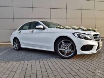 Auto do ślubu/Mercedes klasa C, Samochód, auto do ślubu, limuzyna Żory