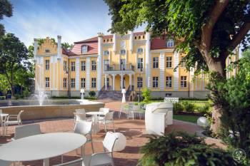 Hotel Quadrille Relais & Chateaux*****, Sale weselne Krynica Morska