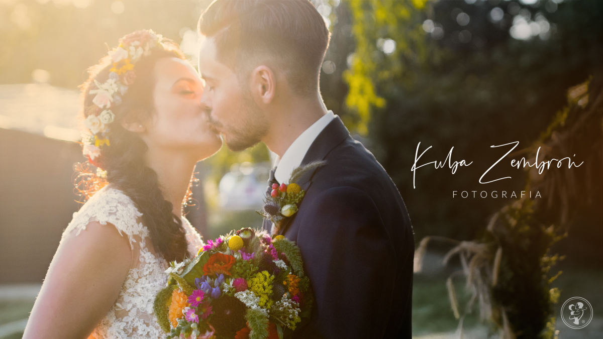 Kuba Zembroń fotografia ślubna i rodzinna., Lubin - zdjęcie 1