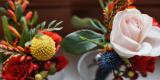 Florystyka ślubna - bukiety, dodatki, dekoracje, Dąbrowa Górnicza - zdjęcie 3