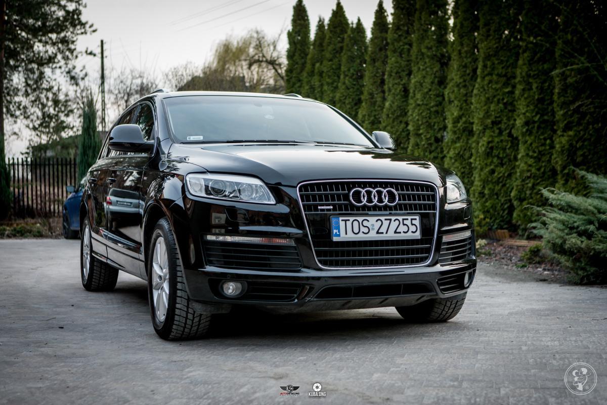 Audi Q7 do ślubu panieński kawalerski, Ostrowiec Świętokrzyski - zdjęcie 1