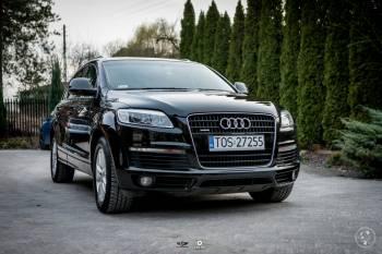 Audi Q7 do ślubu panieński kawalerski, Samochód, auto do ślubu, limuzyna Starachowice