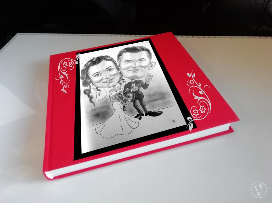 Pakiet ślubny z karykaturą/portretem - całkowicie spersonalizowany!, Kraków - zdjęcie 1
