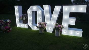 Napis LOVE 100CM LUB 120CM, Napis Love Tomaszów Mazowiecki