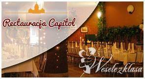 """Wesele w Restauracji """"CAPITOL"""", Sale weselne Białystok"""