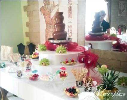 Fontanna czekoladowa i koktajlowa, Busko-Zdrój - zdjęcie 1