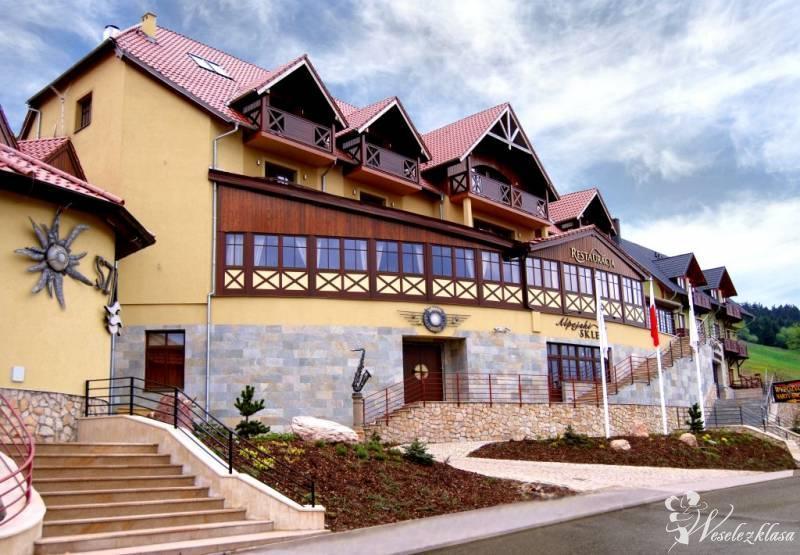 """Resort """"Szarotka"""" - sala bankietowa, Duszniki-Zdrój - zdjęcie 1"""