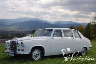 Retro limuzyna  do ślubu, Żywiec - zdjęcie 1