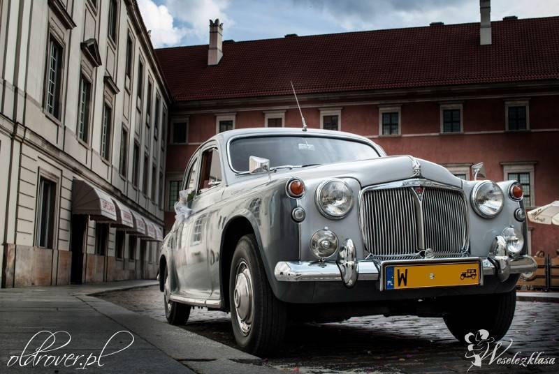 Piękny, zabytkowy ROVER P4 z 1964 r. 50 LAT!!!, Warszawa - zdjęcie 1