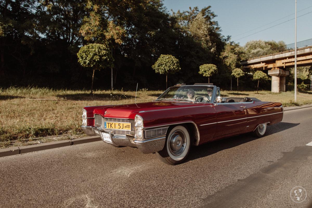Cadillac DeVille - 1965 - zabytek - do ślubu, Kielce - zdjęcie 1