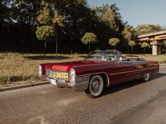Cadillac DeVille - 1965 - zabytek - do ślubu,  Kielce