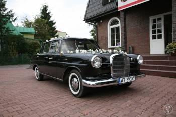 MERCEDES W110 1962 rok, Samochód, auto do ślubu, limuzyna Dąbrowa Białostocka