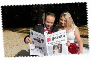 Wyjątkowa Gazeta Weselna Ślubna na każdą okazję ! SPRAWDŹ !!!, Unikatowe atrakcje Myszków