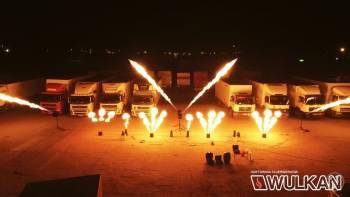 Profesjonalne pokazy fajerwerków na Twoim weselu. 27 lat doświadczenia, Pokaz sztucznych ogni Hel