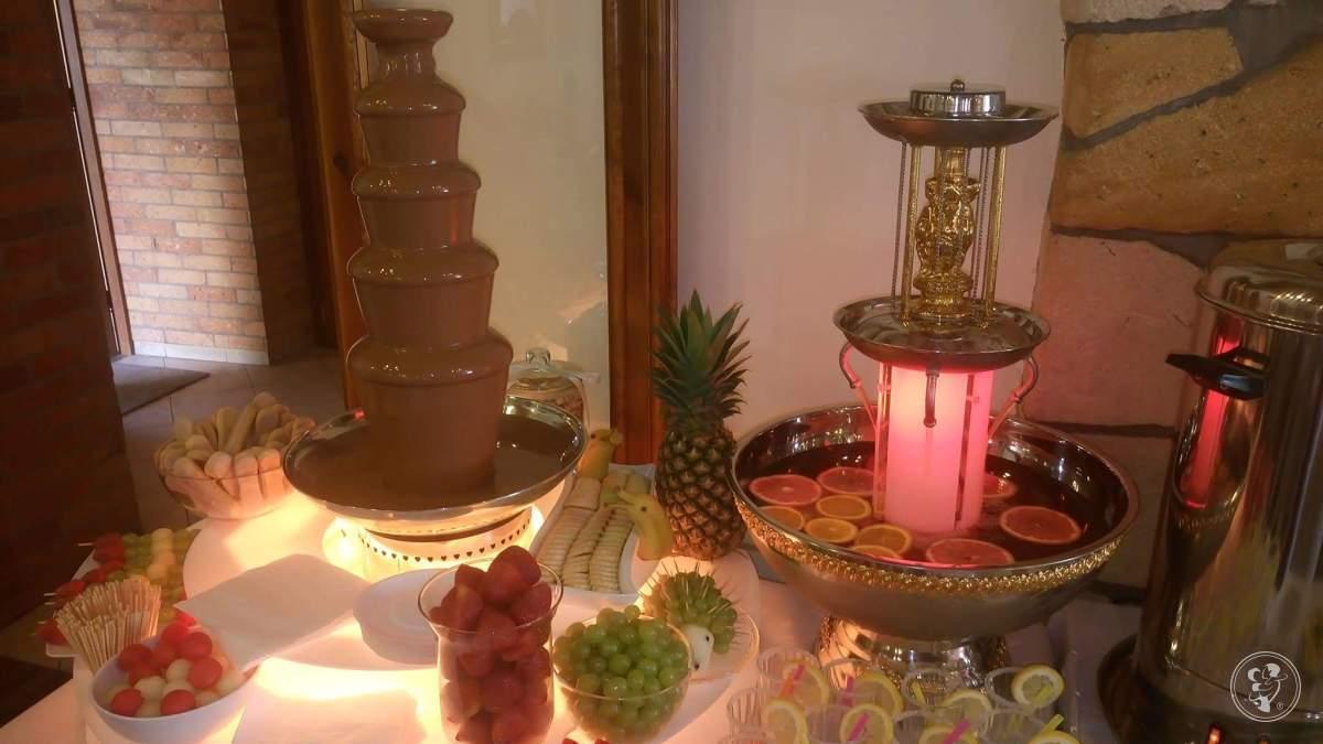 Fontanna czekoladowa, lody włoskie, Chojnów - zdjęcie 1