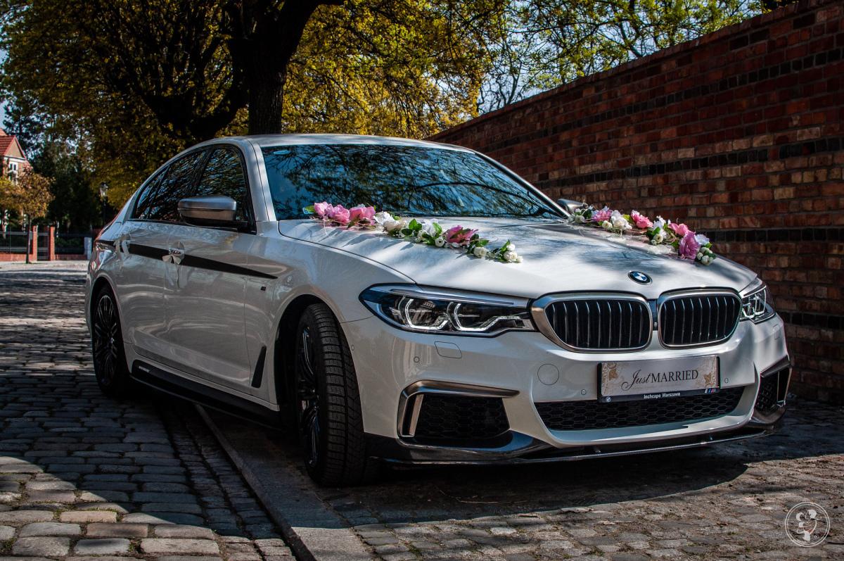 Ekskluzywne BMW M5 M550i M-performance, limuzynau NAJTANIEJ W POZNANIU, Poznań - zdjęcie 1