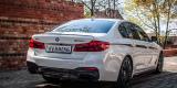 Ekskluzywne BMW M5 M550i M-performance, limuzynau NAJTANIEJ W POZNANIU, Poznań - zdjęcie 4