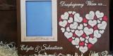 Tabliczki, Dekoracje, Napisy,Lampiony, Podziękowania dla rodziców, Wrocław - zdjęcie 2