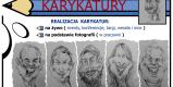 KARYKATURY - JANUSZ MROZOWSKI Rysowanie karykatur na żywo i ze zdjęć., Toruń - zdjęcie 3