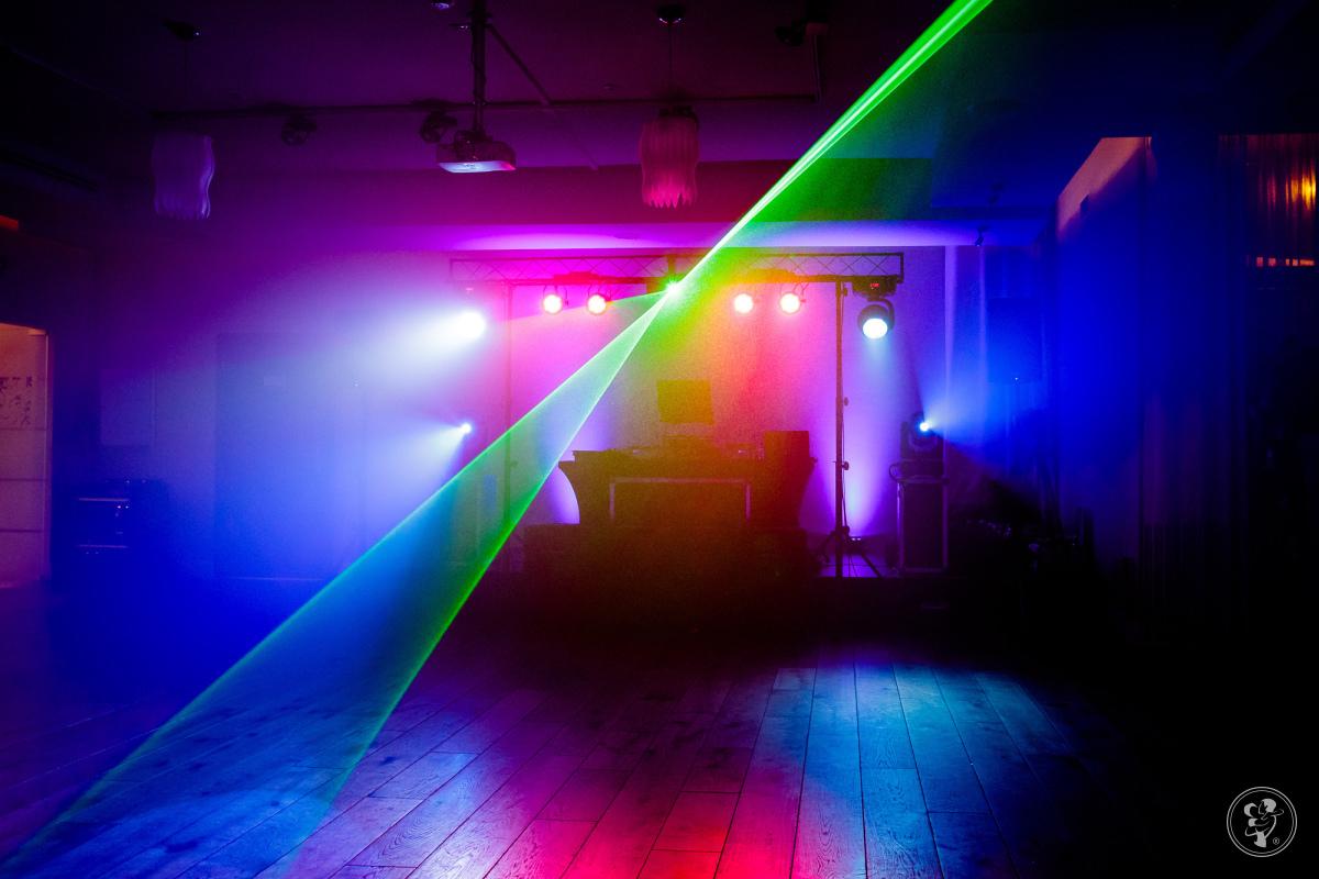 DJ Wodzirej na Wesele i Poprawiny, Dekoracja światłem LED, napis LOVE, Tarnów - zdjęcie 1