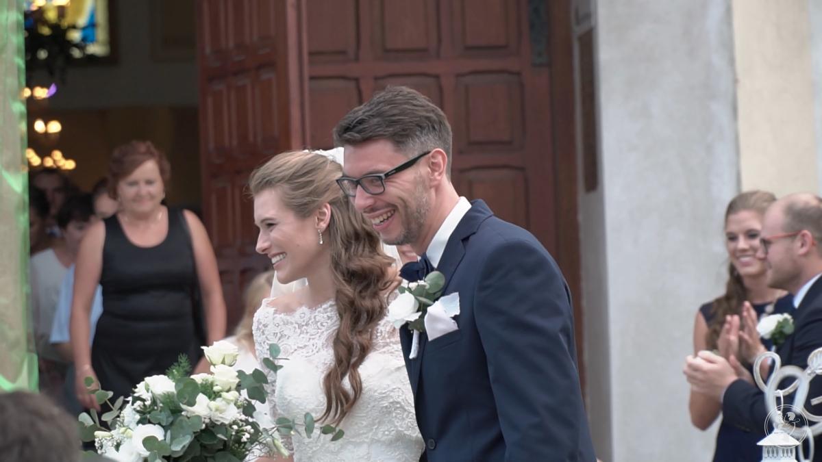 Nie Lada Wesele - Film ślubny, Wideofilmowanie, Łódź - zdjęcie 1
