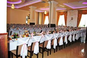 Ośrodek Restauracyjno – Wypoczynkowy Xavier, Sale weselne Lubycza Królewska